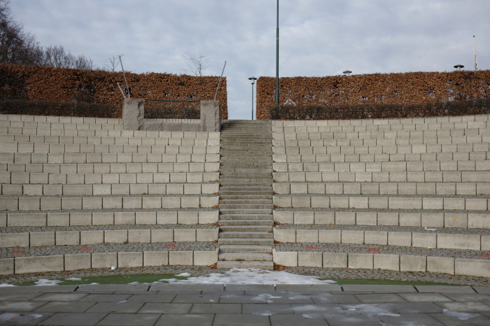 Amphitheatre, seen from stage
